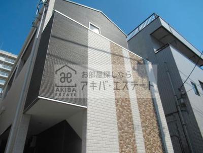 【エントランス】コンフォール扇橋