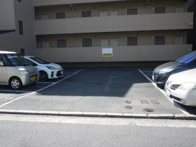 【駐車場】ソフィエール矢賀新町