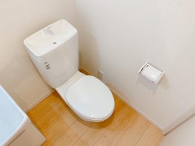 【トイレ】レルフ駒沢