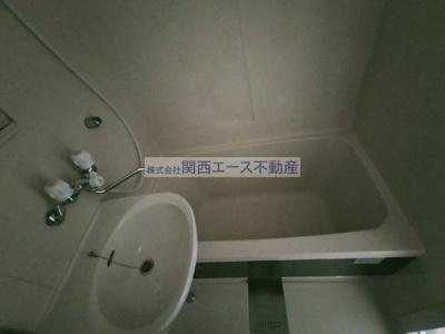 【浴室】オードリー枚岡A棟
