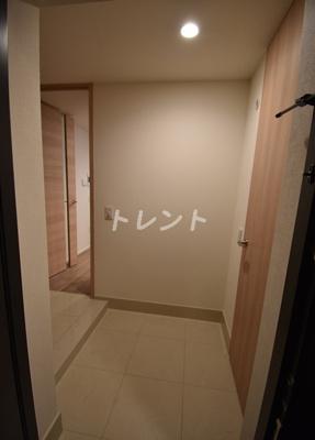 【玄関】オーパスレジデンス銀座イースト