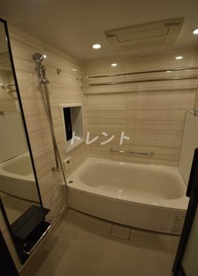 【浴室】オーパスレジデンス銀座イースト