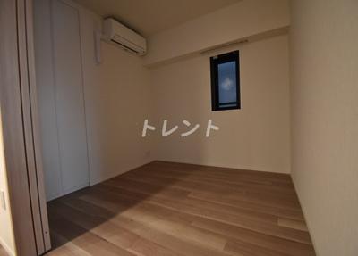 【寝室】オーパスレジデンス銀座イースト