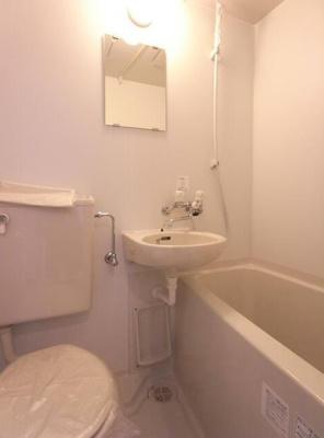 【浴室】ジェネシス東四つ木