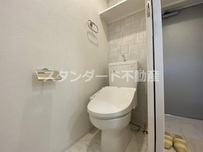 【トイレ】ビガーポリス405同心Ⅲ
