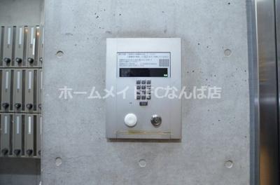 【セキュリティ】エルブ南船場
