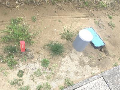 公営水道・本下水・都市ガス 敷地内引き込み済みです