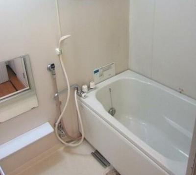【浴室】コートヒル百合丘