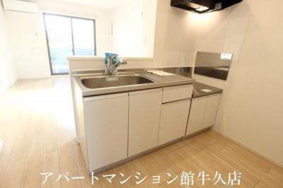 【キッチン】セイバリー・パークⅡ