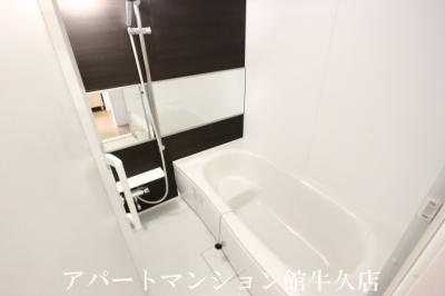 【浴室】セイバリー・パークⅡ