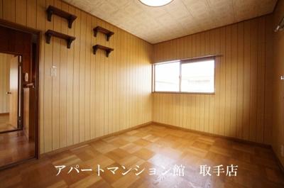 【洋室】羽根野∞貸家