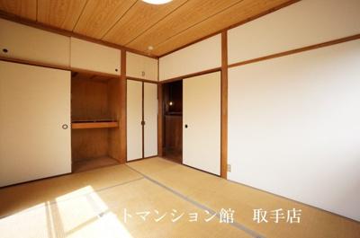 【寝室】羽根野∞貸家