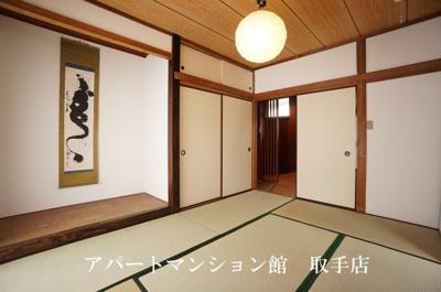 【和室】羽根野∞貸家