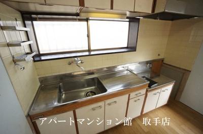 【キッチン】羽根野∞貸家