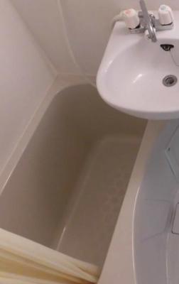 【浴室】日興パレセゾン田園調布
