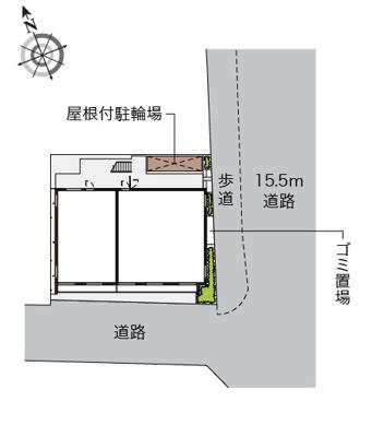 【区画図】アーチェロ