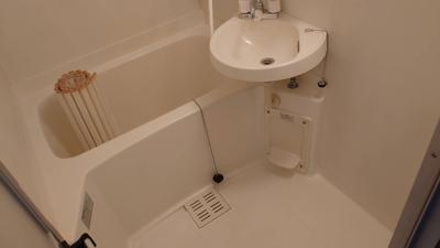 【浴室】ドゥーセードル
