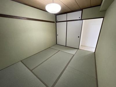 【和室】ガーデンビラ舞子