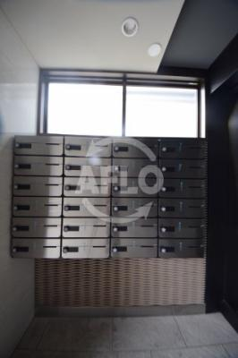 N Residence新今宮 メールBOX