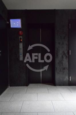 N Residence新今宮 エレベーター