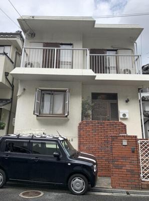 【外観】東大阪市上石切町2丁目 中古戸建