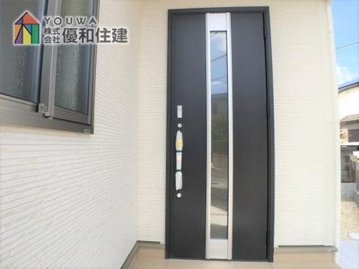 【玄関】神戸市西区白水 新築戸建