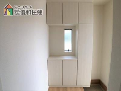 【収納】神戸市西区白水 新築戸建