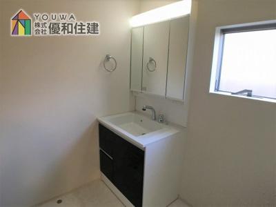【独立洗面台】神戸市西区白水 新築戸建
