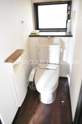 【トイレ】大岡3丁目戸建