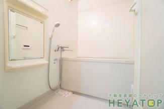 追焚き・浴室乾燥機付きお風呂