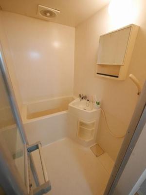 【浴室】ランドフォレスト南林間2