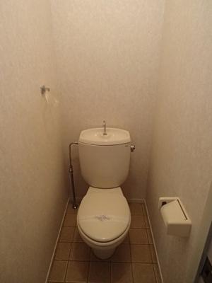 【トイレ】ランドフォレスト南林間2