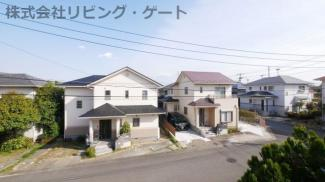 整った街並みのニュータウン内 閑静な住宅地です。