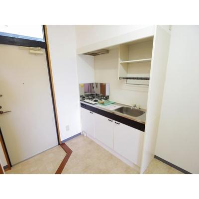 【キッチン】弥生アパート