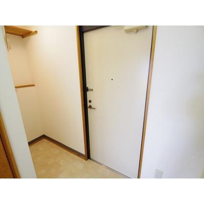 【玄関】弥生アパート