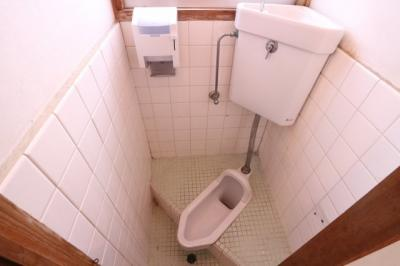 【トイレ】塩屋町5丁目貸家
