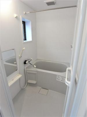【浴室】知立市ガレージアパート MIG K8