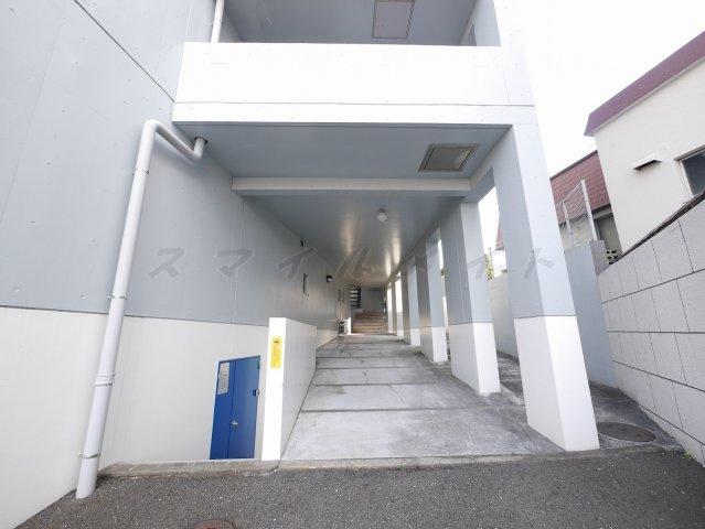 【エントランス】アメニティ高島台