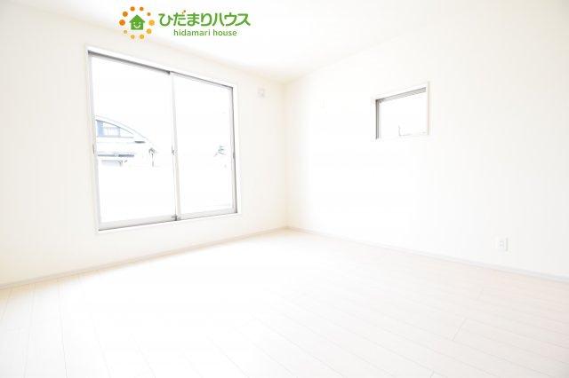 【寝室】見沼区春岡 新築一戸建て リーブルガーデン 01