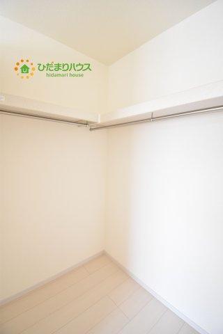 【収納】見沼区春岡 新築一戸建て リーブルガーデン 01