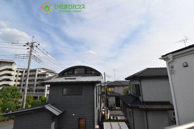 【展望】見沼区春岡 新築一戸建て リーブルガーデン 01