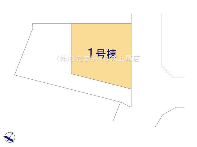 【区画図】見沼区春岡 新築一戸建て リーブルガーデン 01