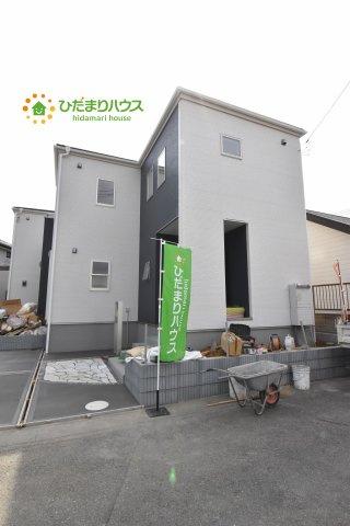 【外観】見沼区春岡 新築一戸建て リーブルガーデン 01