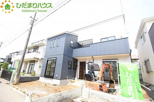 【区画図】桶川市下日出谷 5期 新築一戸建て リッカ 01