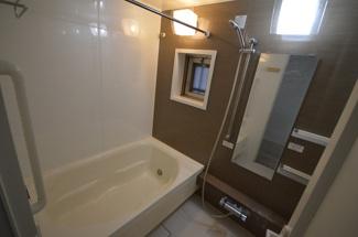 【浴室】レーベンハイム光が丘公園