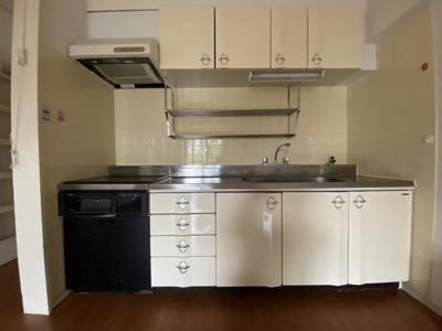 【キッチン】プラザ翠光