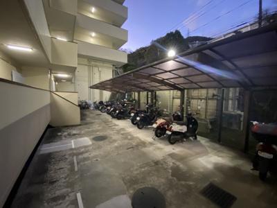 【駐輪場】プラザ翠光