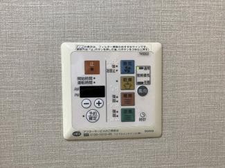 ルネ船橋新高根レジデンシャルヴィラ 浴室乾燥暖房機