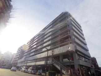 急行停車駅「ひばりヶ丘」駅徒歩3分、鉄骨鉄筋コンクリート造11階建てのマンションです。ペットの飼育も可能です(規約あり)