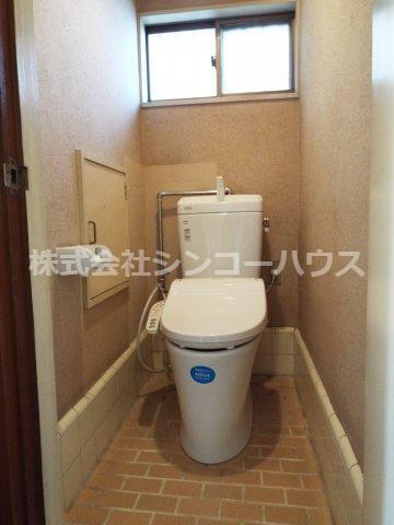 【トイレ】久喜北1丁目 戸建